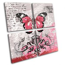 Butterfly Animal Animals - 13-0789(00B)-MP01-LO